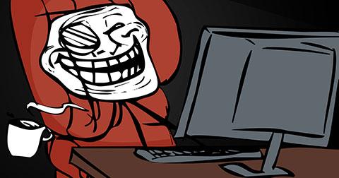 Cách troll bạn bè, đồng nghiệp bằng máy tính