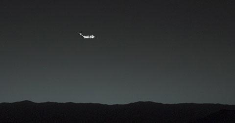 12 bức ảnh đáng kinh ngạc được chụp từ Sao Hỏa