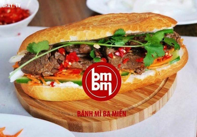 ảnh bánh mì,bánh mì nổi tiếng thế giới,bánh mì hà nội,ẩm thực hà nội,du lịch hà nội,ăn gì hà nội