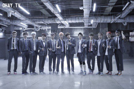 ảnh nhóm nhạc nam,kpop,hiện tượng âm nhạc,âm nhạc hàn quốc