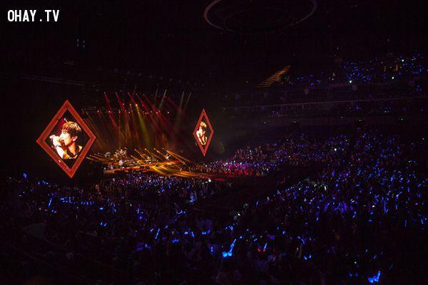 Buổi concert hoàng tráng