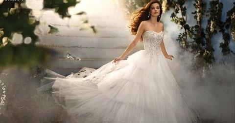 Những mẫu váy cưới lung linh nhất thế kỷ cho ngày trọng đại của bạn