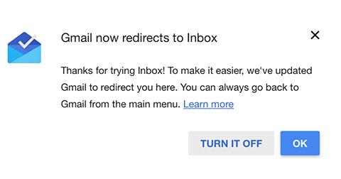 Dấu chấm hết cho Gmail?