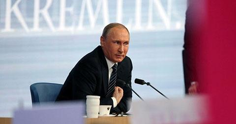 Putin khẳng định các con gái ông đang sống và học tập ở Nga
