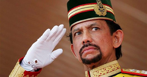 Quốc vương Brunei cấm dân tổ chức Giáng sinh