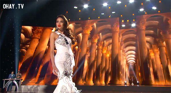 ảnh phạm hương,Miss Universe 2015