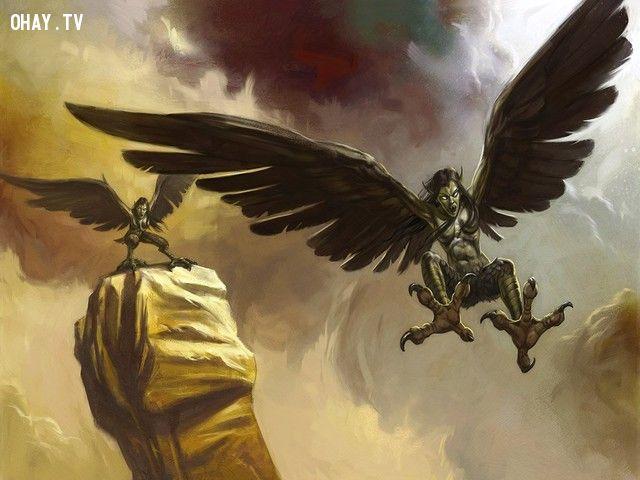 ảnh quái vật,truyền thuyết,thần thoại