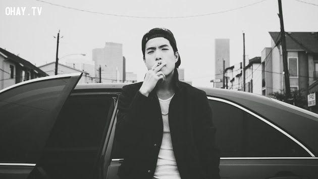ảnh rapper,LdleKing