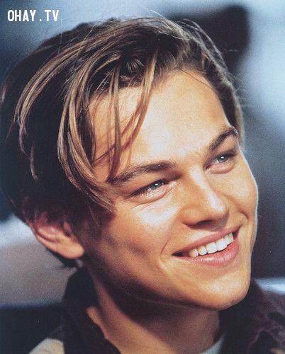 ảnh nụ cười chết người,nam tài tử,sao nam hollywood,nụ cười quyến rũ
