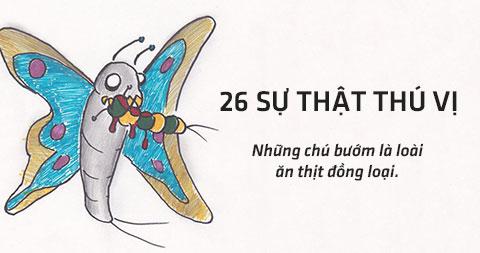 26 sự thật thú vị trong cuộc sống - P2