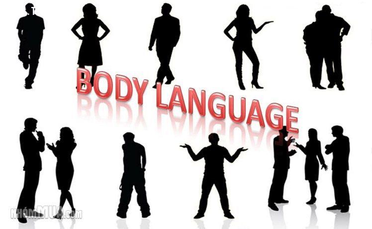 giao tiếp bằng ngôn ngữ cơ thể