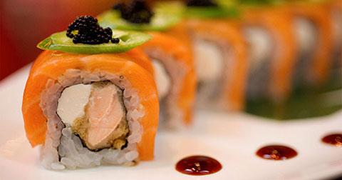 5 lí do để bạn không nên tiếp tục ăn sushi