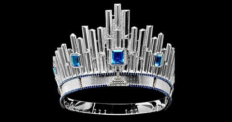 Vương miện Hoa hậu hoàn vũ 2015 đáng giá bao nhiêu?