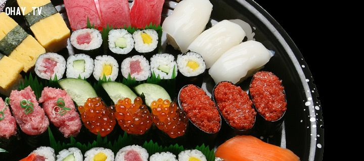 ảnh sushi