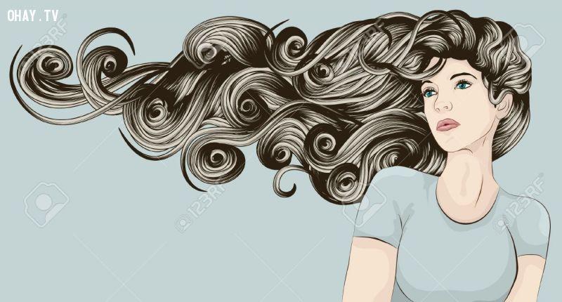 ảnh kiểu tóc,trắc nghiệm tính cách,trắc nghiệm vui,đoán tính cách