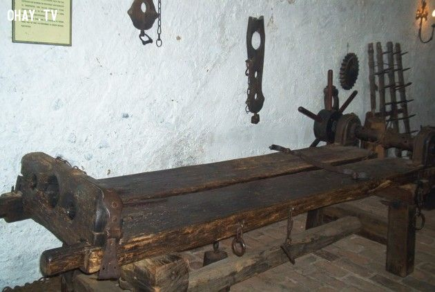 ảnh hình thức tra tấn,tra tấn thời trung cổ,tra tấn,thời trung cổ