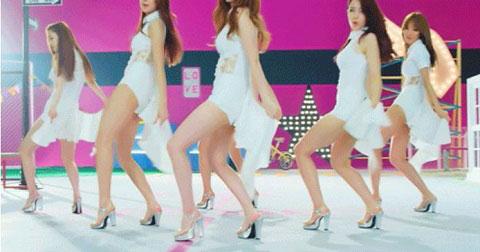 10 điệu nhảy bị chính phủ HÀN QUỐC CẤM vì quá SEXY