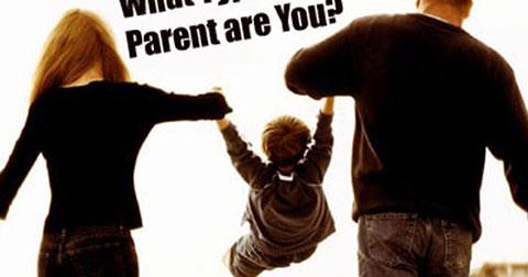 Tiết lộ bạn là kiểu cha mẹ nào chỉ với một câu hỏi
