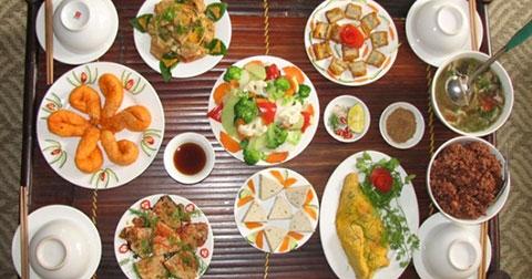 10 loại thực phẩm mang lại may mắn cho ngày đầu năm