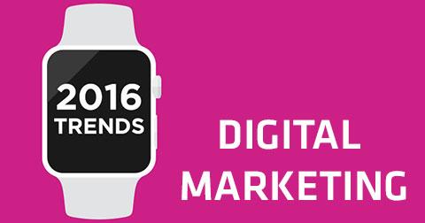 5 xu hướng online marketing được trông đợi năm 2016