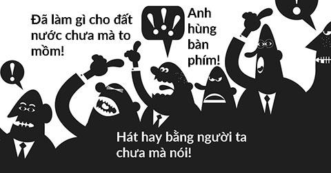Vạch mặt 25 kiểu ngụy biện phổ biến của người Việt
