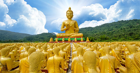 Phật tử đi Chùa vì sao vẫn khổ đau không dứt?