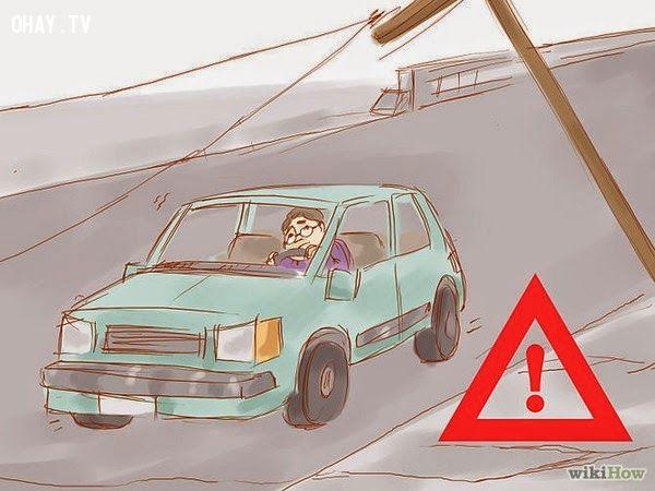 ảnh động đất,kỹ năng sinh tồn,kỹ năng thoát hiểm