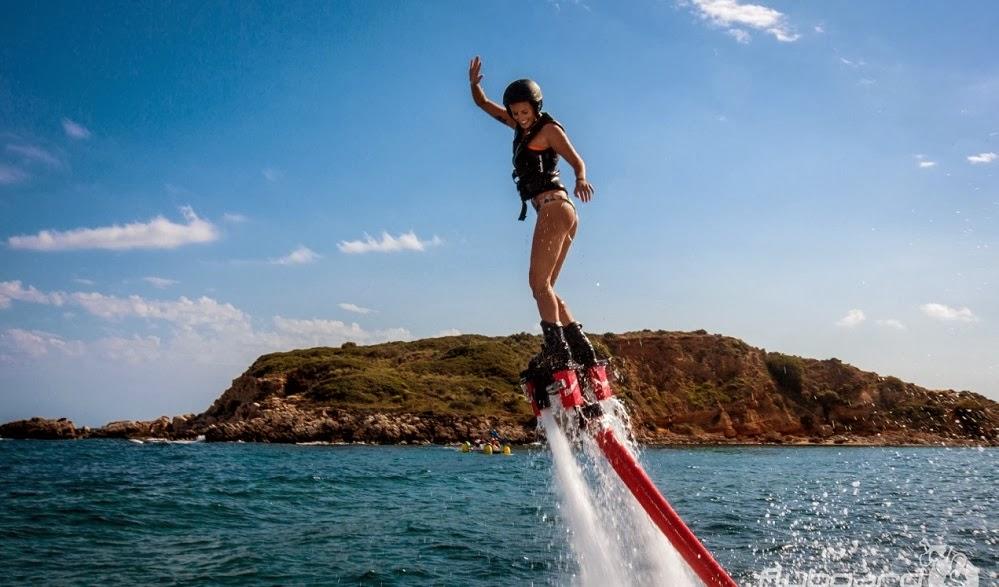 Ván bay hoverboard