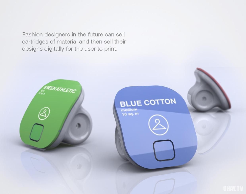 máy in quần áo,công nghệ tương lai