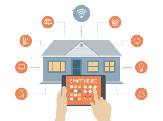ngôi nhà thông minh, công nghệ tương lai