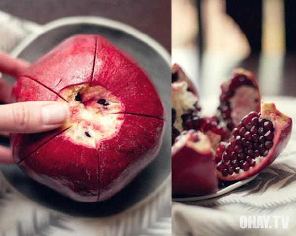 5 mẹo cắt trái cây giúp cuộc sống của bạn trở nên dễ dàng hơn