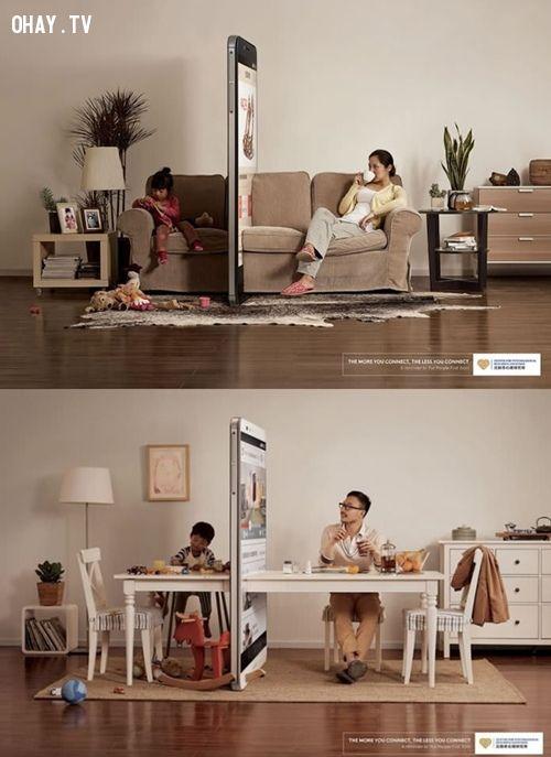 ảnh poster,poster ấn tượng,quảng cáo hay