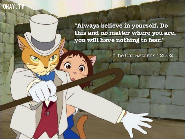 ảnh Hayao Miyazaki,phim hoạt hình,bài học cuộc sống