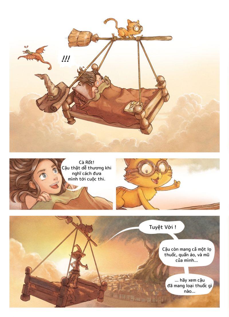 ảnh truyện tranh,truyện tranh ngắn,Hạt Tiêu và Cà Rốt