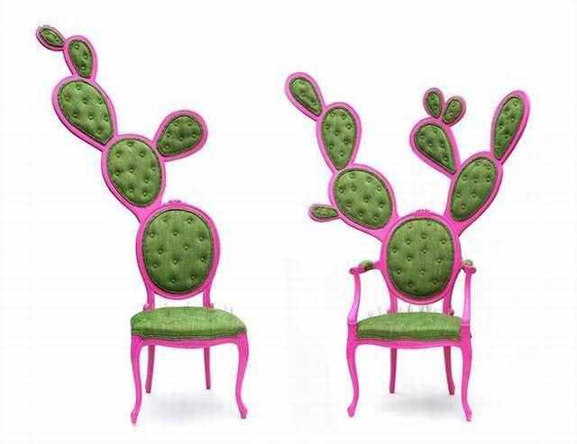 Ghế xương rồng
