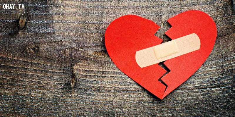 18 điều nên nhớ khi trái tim bạn bị tổn thương - Dorothy Tran