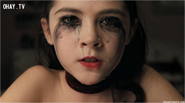 ảnh những câu nói rùng rợn của trẻ em,kinh dị,câu nói kinh dị của trẻ em