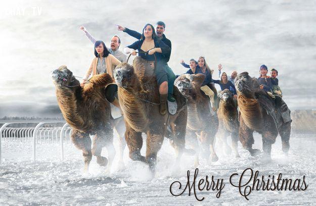 Ý Tưởng chụp hình Giáng Sinh Noel
