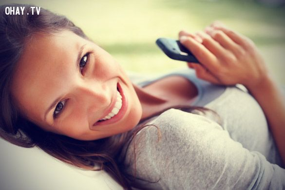 Một tin nhắn đơn giản có thể giúp vợ bạn cảm thấy hạnh phúc