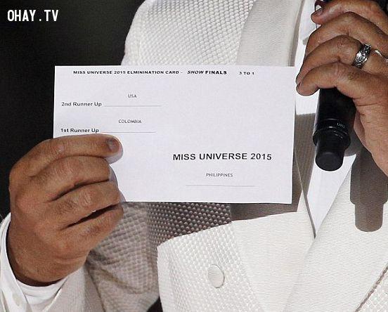 ảnh hoa hậu hoàn vũ,miss universe 2015