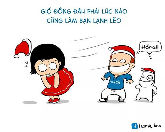 Cười vỡ bụng với loạt ảnh chế : Hội F.A vùng lên đêm Noel