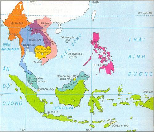 Vị trí địa lý chiến lược