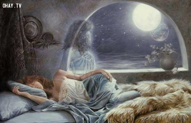 ảnh giấc mơ,điềm báo,tâm linh