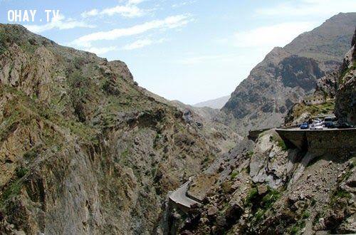 Con đường Jalalabad–Kabul, Afghanistan