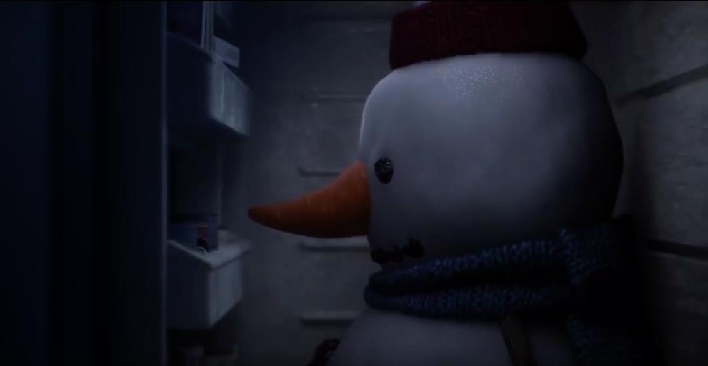 ảnh giáng sinh,người tuyết
