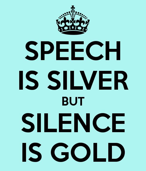 ảnh sự im lặng,lợi ích của im lặng,người biết lắng nghe