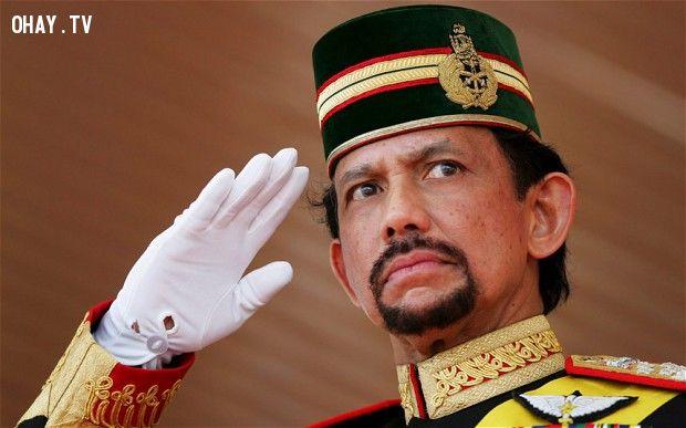 Quốc vương Brunei cấm tổ chức giáng sinh