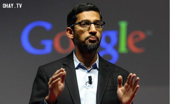 ảnh google,Sundar Pichai,nguyễn hà đông
