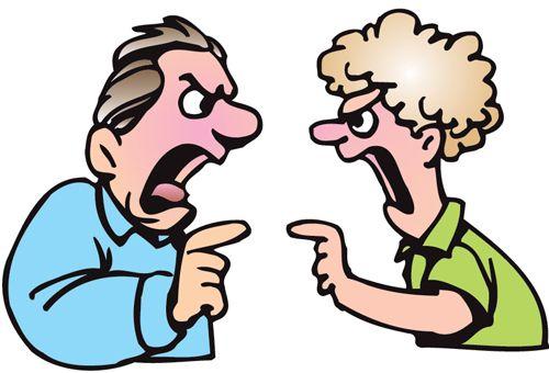 Tranh cãi với một kẻ ngốc sẽ chứng minh rằng có hai kẻ ngốc.- Doris M. Smith