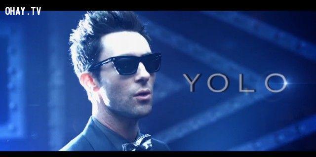 Adam Levine-Yolo